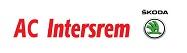 Logo Intersrema i Škode
