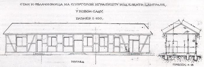 Projekat izgradnje Karađorđa iz 1924. godine