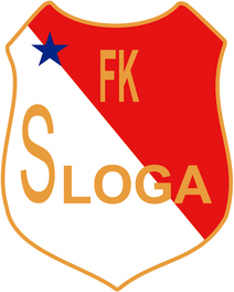 Grb FK Sloga 1946 - 1950