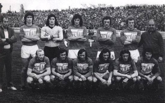 Vicešampioni 1975
