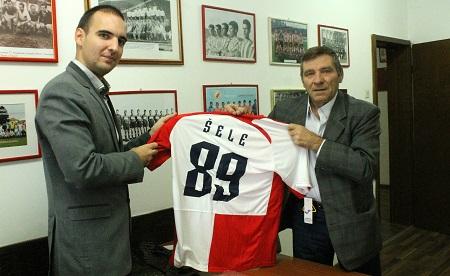 Miloš Subotin i Miloš Šestić