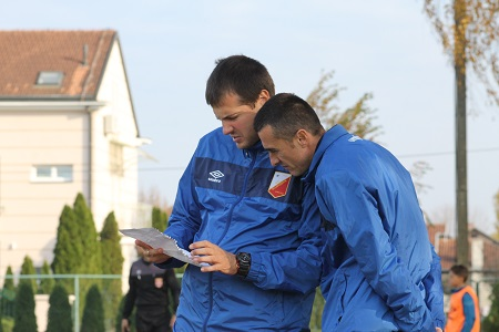 Nenad Lalatović i Dragan Šarac
