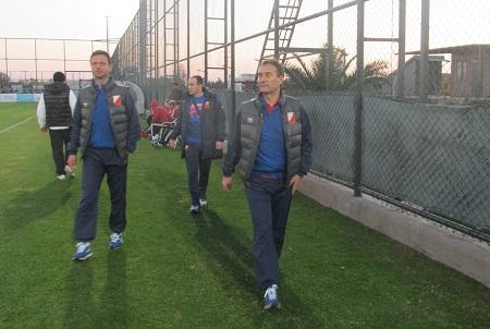 Mićo Vranješ i Zoran Šćepanović