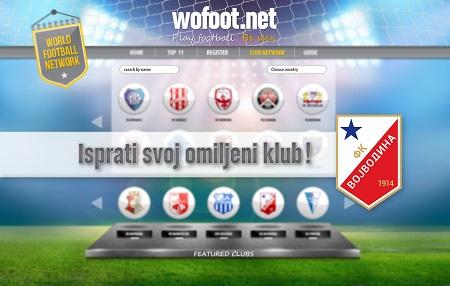 Wofoot.net - FK Vojvodina