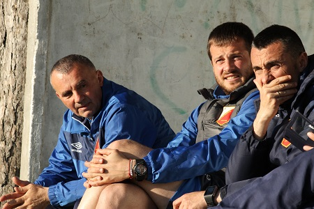 Dragan Vukićević, Nenad Lalatović i Dragan Šarac