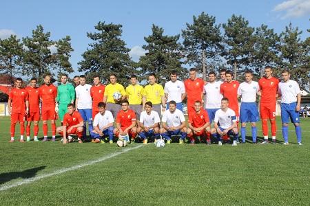 Fudbaleri Hajduka i Vojvodine