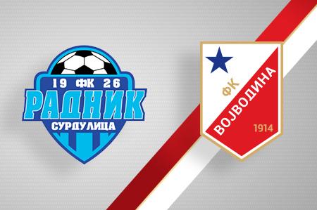 Grbovi FK Radnik i FK Vojvodina
