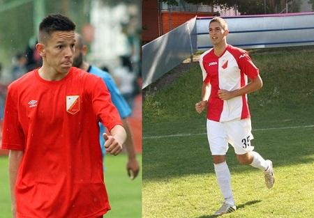 Mihajlo Nešković i Miloš Zličić