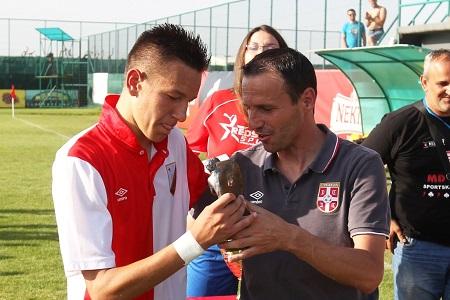 Mihajlo Nešković i Miodrag Pantelić