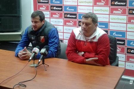 Nenad Lalatović i Srđan Maksimović