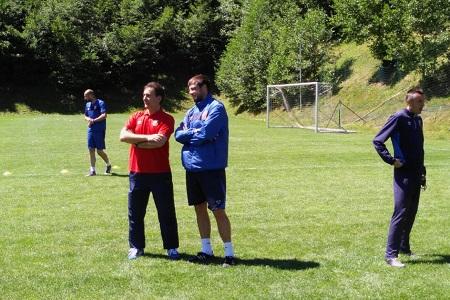 Zoran Šćepanović i Nenad Lalatović