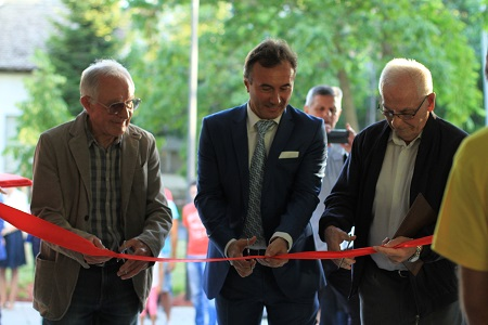 Vasa Pušibrk, Zoran Šćepanović i Mladen Vučinić