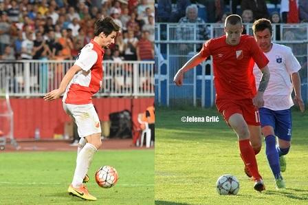 Aleksandar Paločević i Strahinja Krstevski