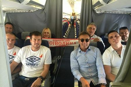 Ekspedicija FK Vojvodina