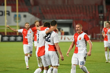 Fudbaleri Vojvodine