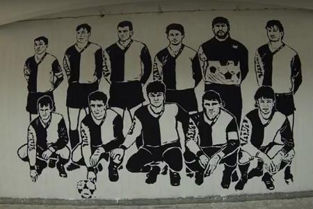 Mural druge šampionske generacije