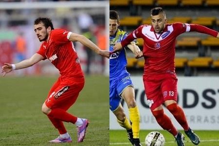Nenad Gavrić i Nikola Aksentijević