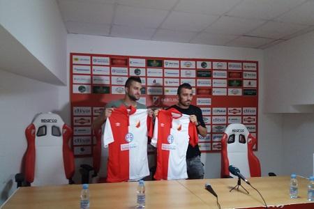 Nikola Aksentijević i Nenad Gavrić
