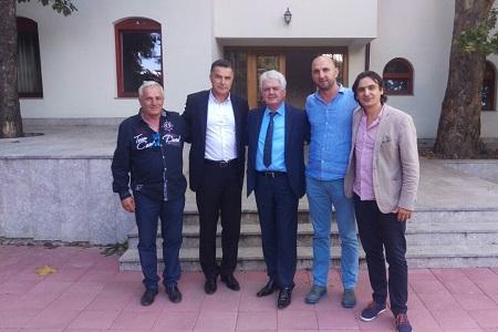 Uprave FK Novi Pazar i FK Vojvodina