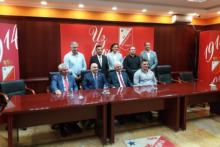 Upravni odbor FK Vojvodina