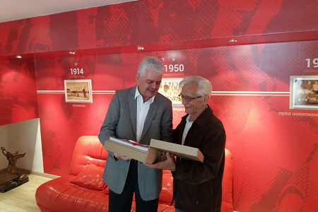 Vojislav Gajić i Todor Veselinović