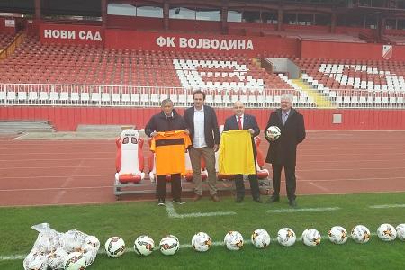 Uroš Lačković, Ivan Isailović, Dragoljub Zbiljić i Vojislav Gajić