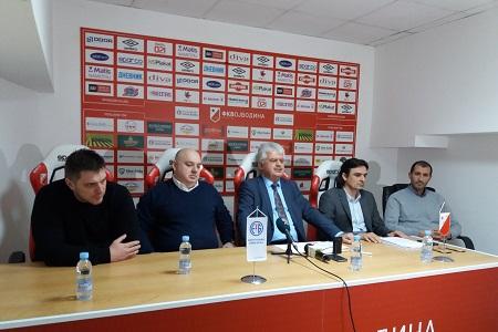 Dalibor Bogdanović, Dragoljub Zbiljić, Vojislav Gajić, Božidar Beronja i Igor Radojičić