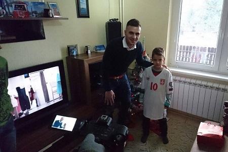 Dušan Tadić i Miloš Dujaković