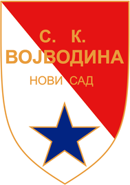 Grb FK Vojvodina 1922 - 1946