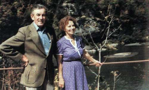 Jozef i Keti Velker