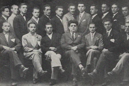 Uprava i igrači Vojvodine iz 1930. godine