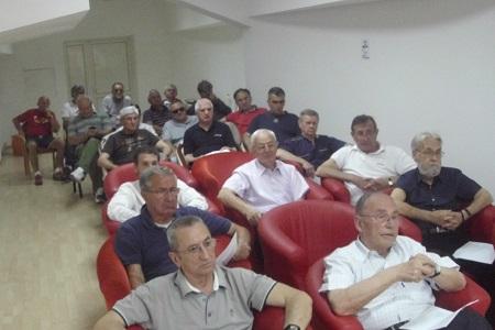Skupština Sekcije veterana FK Vojvodina