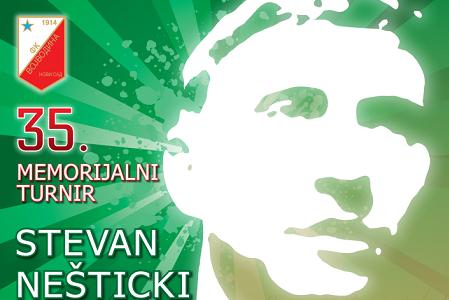Bilten za 35. memorijalni turnir Stevan Nešticki