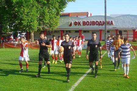 Pioniri Vojvodine i Seak Akademije