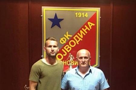 Stefan Cebara i Dušan Mijić