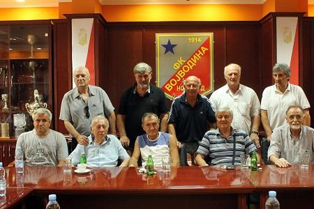 Generacija koja je 1977. godine osvojila Srednjoevropski kup