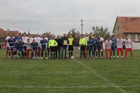 Fudbaleri Jedinstva i Vojvodine