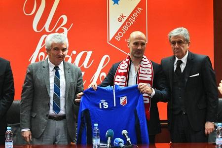Dušan Vlaović, Ilija Stolica i Ljubomir Apro