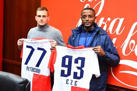 Marko Putinčanin i Eze Vinsent