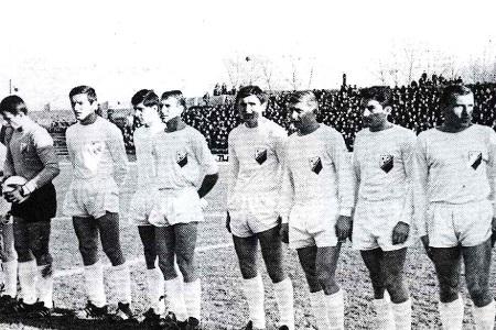 Ekipa Vojvodine iz sezone 1967-68