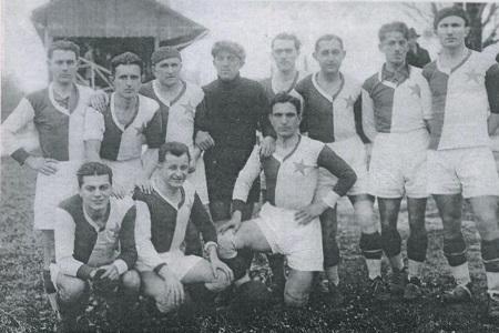 Tim Vojvodine iz 1933. godine