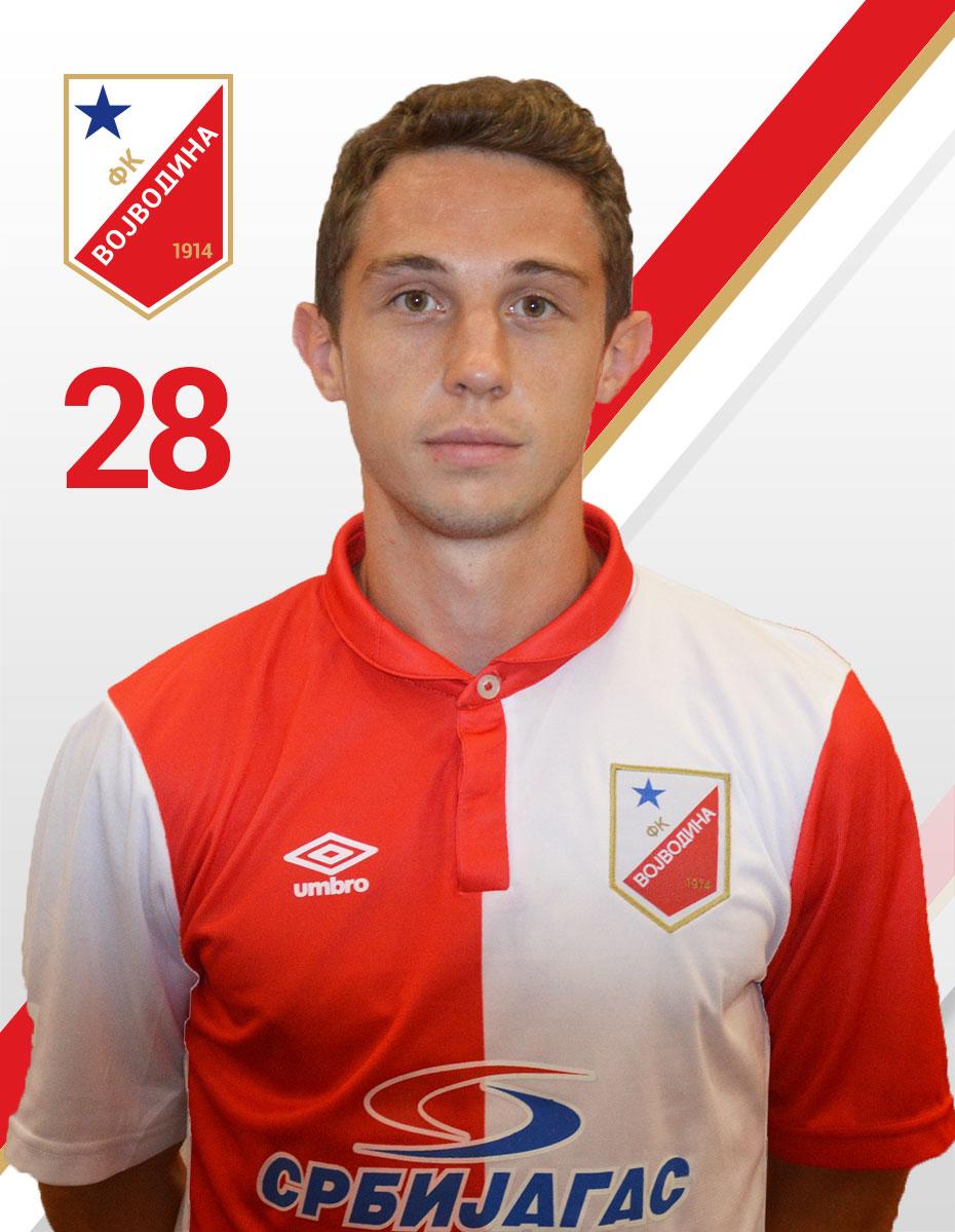 Aleksandar Mirkov FK Vojvodina
