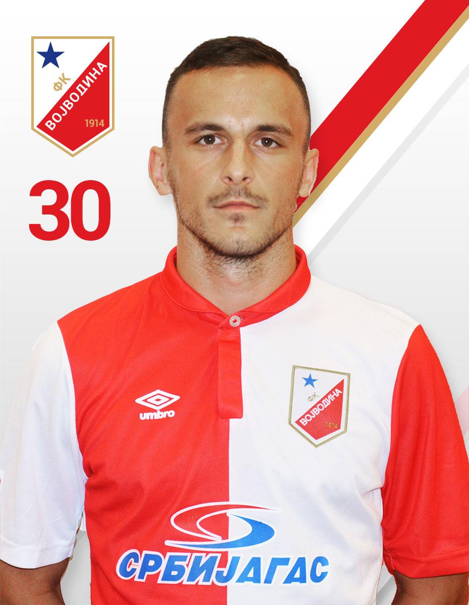 Arandjel Stojkovic FK Vojvodina