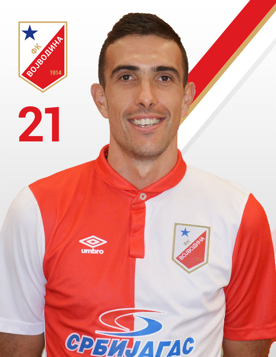 Damir Zlomislic FK Vojvodina