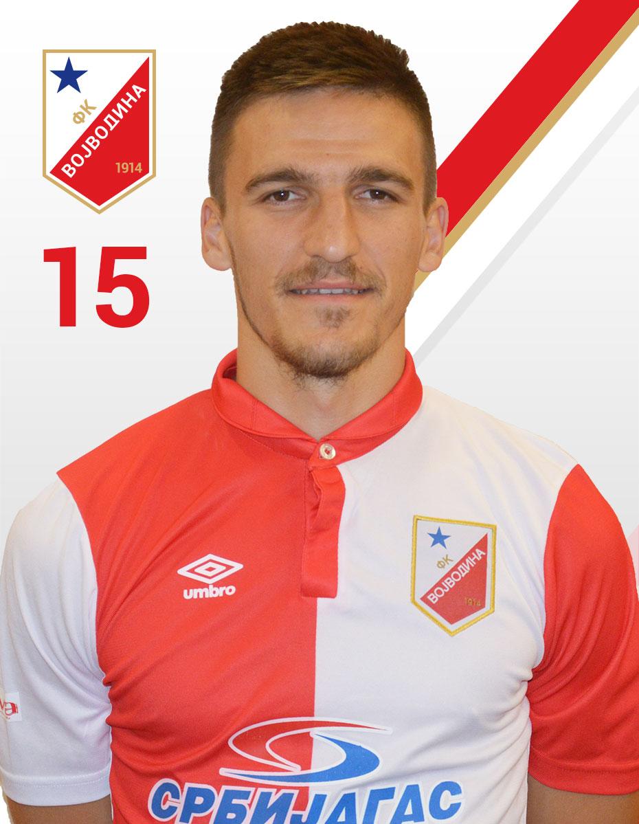 Daniel Graovac FK Vojvodina