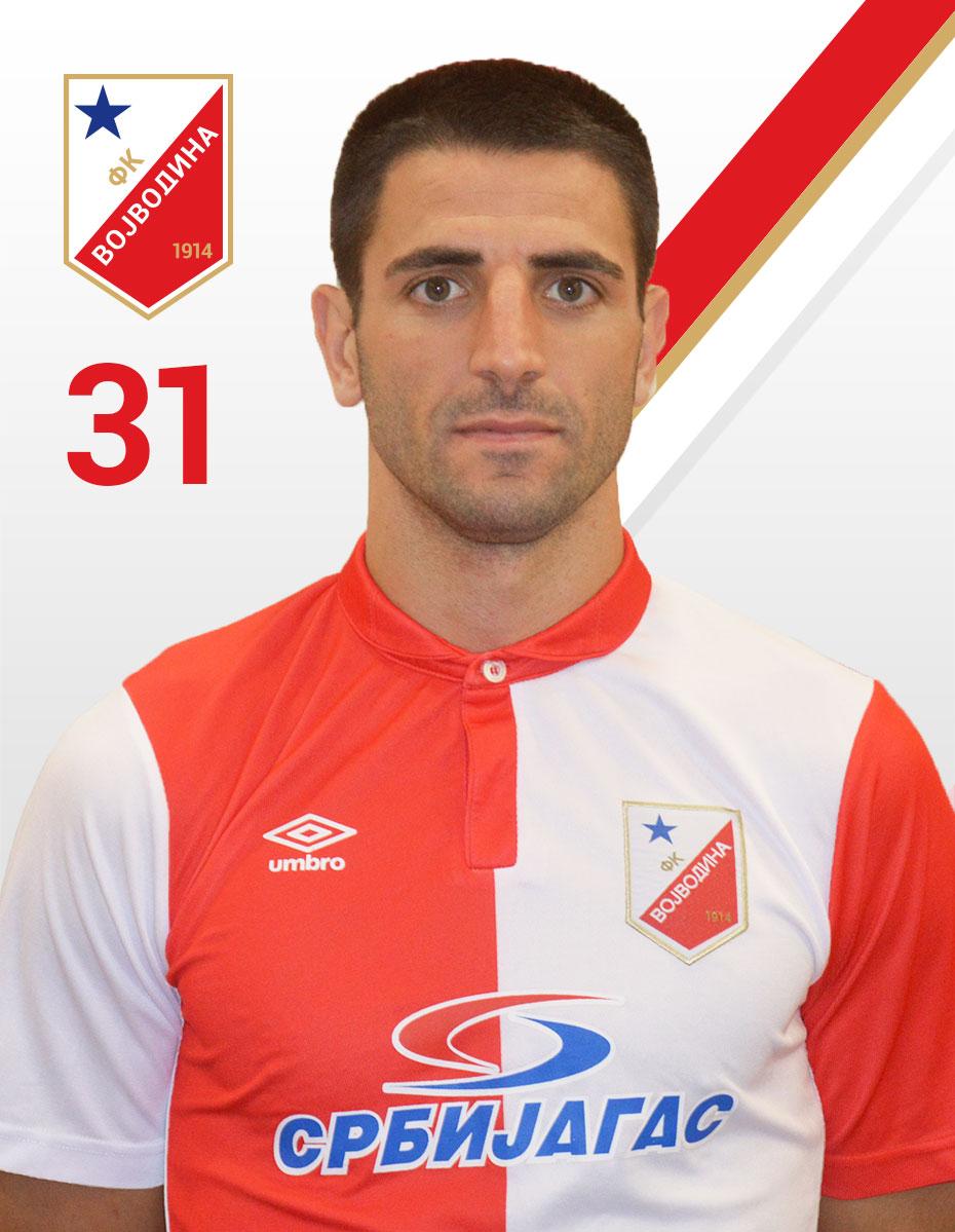 Darko Bjedov FK Vojvodina