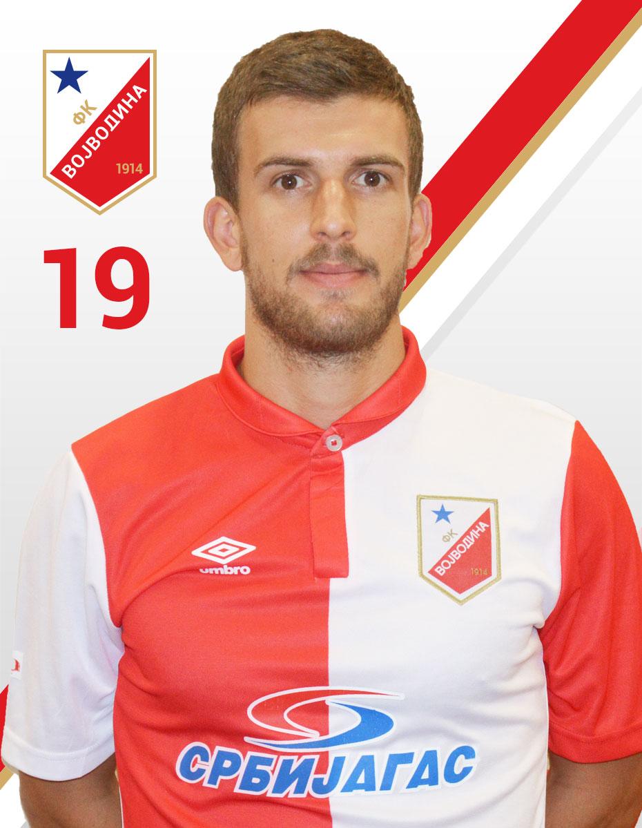 Diamantis Huhumis FK Vojvodina