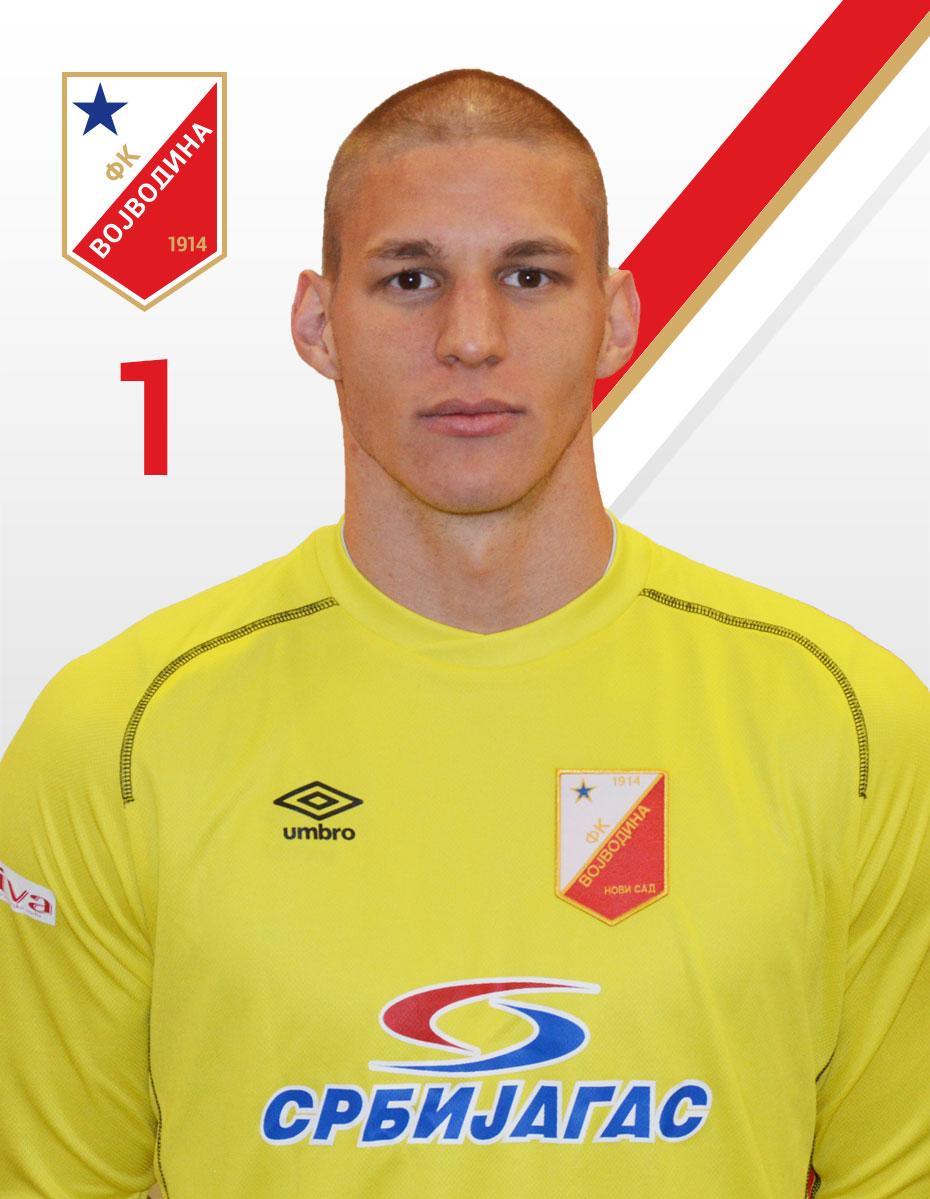 Emil Rockov FK Vojvodina