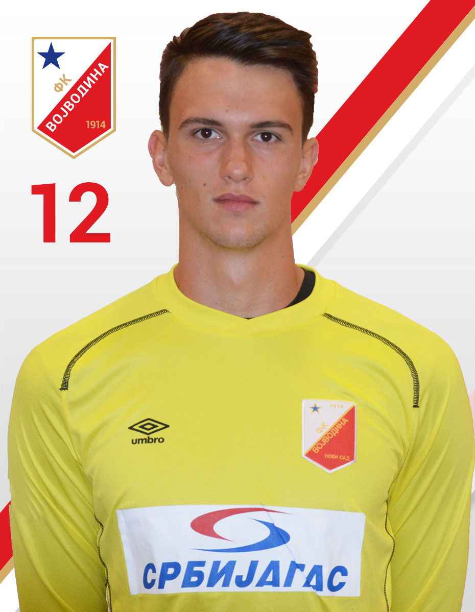 Filip Starich 12 FK Vojvodina