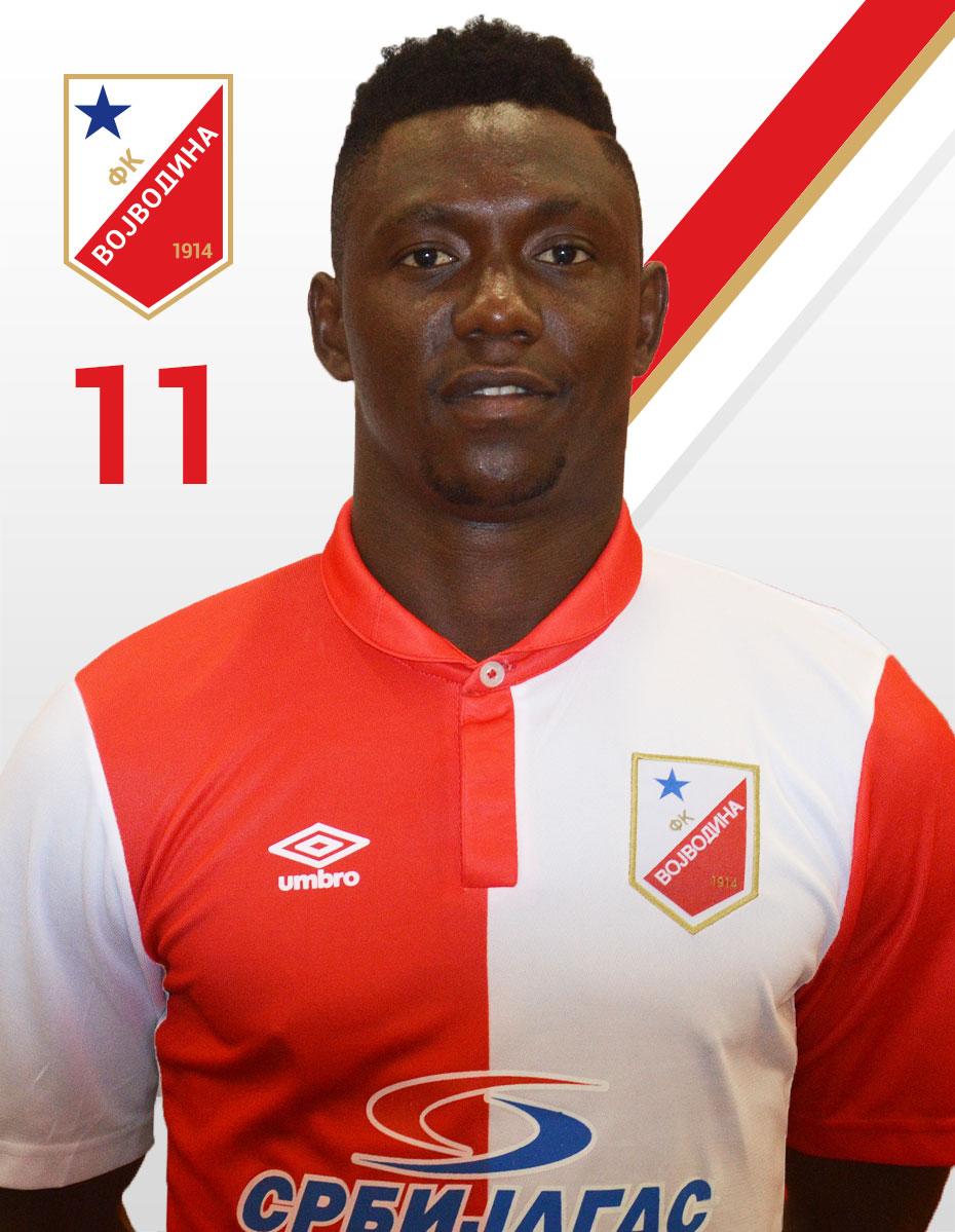 Ismael Fofana FK Vojvodina